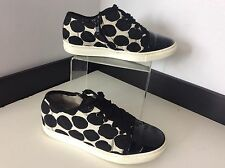 Lanvin Sneakers, Pumps, Girls, Eu33, Uk 1, Shoes, Black And White, Good
