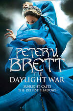 NEW The Daylight War by Peter V. Brett Paperback Book (English) Free Shipping