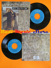 LP 45 7'BOY MEETS GIRL Bring down the moon Restless dreamer 1989 italy RCA cd*mc