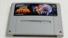 Super Famicom Super Metroid Japan SFC SNES Free Shipping