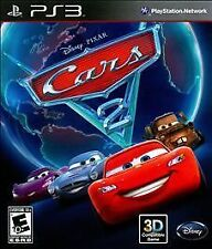 Cars 2 (Sony PlayStation 3, 2011)