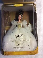 Barbie Doll - Empress Sissy - Kaiserin - Austria - World Culture Dolls NRFB