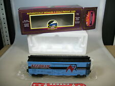 S893-1# MTH Trains Spur 0 BOXCAR Needham LLNX 2454, no MT-9401L TOP+OVP