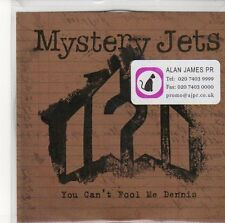 (EQ529) Mystery Jets, You Can't Fool Me Dennis - 2006 DJ CD