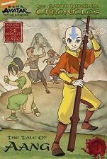 The Tale of Aang (Avatar, The Last Airbender: The Earth Kingdom Chroni-ExLibrary