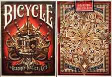 Bicycle Academy of Magical Arts Playing Cards - SEALED