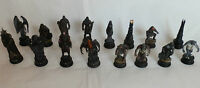 Eaglemoss Lord Of The Rings Chess Pieces lots available - LOTR