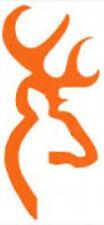 20 water slide nail art dectransfer decals orange browning deer, 3/8 in Trending