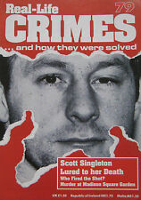 Real-Life Crimes Issue 79 - Scott Singleton lured to her death