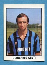 CALCIO FLASH 1981-82 Lampo Figurina-Sticker n. 186 - CENTI - INTER -New