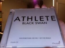 ATHLETE Black Swan UNRELEASED INSTRUMENTAL ALBUM PROMO! VERY RARE!