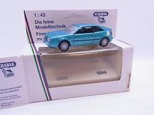 LOT 40673 | Schabak 1018 VW Corrado grün metallic  1:43 Modellauto NEU in OVP