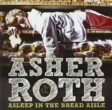 Asher Roth - Asleep in the Bread Aisle (2009)  CD  NEW/SEALED  SPEEDYPOST