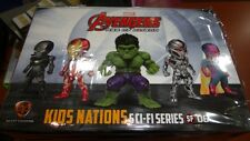 BEAST KINGDOM KIDS NATIONS SCI-FI SERIES 06 MARVEL AVENGERS 2 AGE OF ULTRON SET