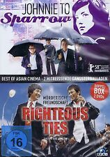 DOPPEL-DVD - Johnnie To Sparrow / Righteous Ties - Mörderische Freundschaft