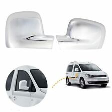 Vw transporter T5 wing mirror cover cap chrome/gauche & droite BA09LR