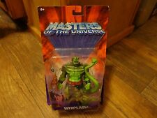 2003 MATTEL--MASTERS OF THE UNIVERSE--WHIPLASH FIGURE (NEW)