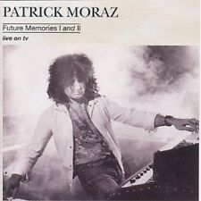 Patrick Moraz Future Memories I & II CD NEW SEALED 2007 Live On TV