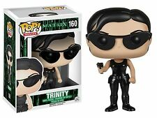The Matrix Trinity POP (160) Vinyl Figure