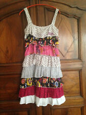 Wow! Rare Dress Volants Abito by Sweet Years As New XS