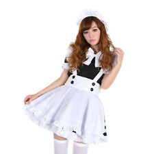 Maid Uniform Princess Dress Cosplay Classic Japan Maid Outfit Lolita Style