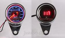 LED Speedometer + Digital Voltmeter For Harley XL Sportster V Rod Hugger 883