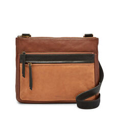 Fossil Corey Large Crossbody Multi Brown Bag ZB6883249