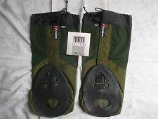 original BERGHAUS goretex YETI EXTREM wilderness MOUNTAIN boot GAITERS s small
