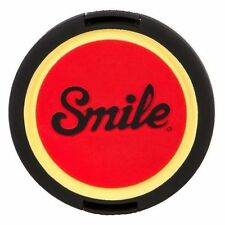 Smile Retro Camera Lens Cap PIN-UP - Choose your size: 52mm, 55mm, 58mm, 67mm