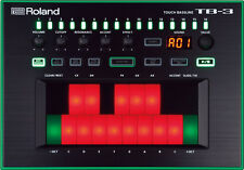 Roland TB-3 TB3 Touch Bassline Bass Synthesizer New