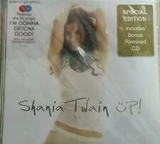 Shania Twain - UP (2 CD) Singapore Version