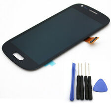 Blue Complete LCD Touch Glass Digitizer for Samsung Galaxy S3 Mini i8190 + Tools