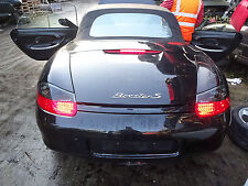 Porsche Boxster 986 Smoked Rear Lights     986 Smoked LED Rear Lights      C13