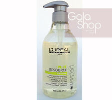 L'OREAL EXPERT PURE RESOURCE SHAMPOO PURIFICANTE CAPELLI NORMALI GRASSI 500ML