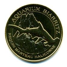 64 BIARRITZ Requin-marteau halicorne, 2017, Monnaie de Paris