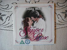 POPULAR D/MAIL PROMO DVD- THE SLIPPER AND THE ROSE - ALL FAMILY KIDS FILM