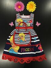 BABY GIRL'S DRESS FROZEN  / VESTIDO PARA BEBES
