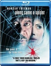 ALONG CAME A SPIDER New Sealed Blu-ray Morgan Freeman