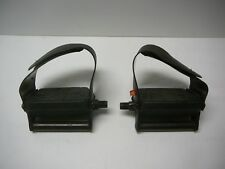 Pair FOOT PEDALS for Saratoga Cycle Wheelchair Accessible Rehab Therapy Machine