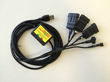 LPG GPL USB Diagnose Interface 5x KME LOVATO LANDI RENZO BIGAS TARTARINI