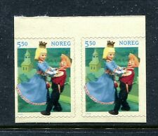 Norway 1329-1330 MNH Fairy Tale Characters– Self Adhesive 2002 x23324