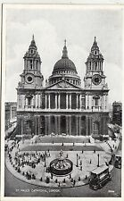 BF16751 st paul cathedral  london united kingdom front/back image