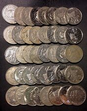 Old Dominican Republic Coin Lot - 40 COINS Overstock - Unsearched - Lot #M22
