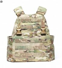 Mayflower APC Assault Plate Carrier Size L/XL with Large Cummerbund Multicam