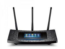 TP-LINK Touch P5 AC1900 Dualband-Gigabit WLAN-Router mit Touchscreen