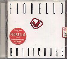 FIORELLO - Batticuore -  CD 1998 NEAR MINT CONDITION