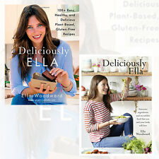 Ella Woodward 2 Books Collection Set (Deliciously Ella:100+ Easy) BrandNEW Pack