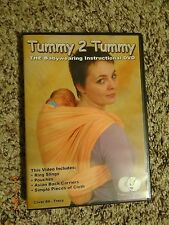 Tummy 2 Tummy: The Baby Wearing Instructional DVD Teaches All Types Of Carriers