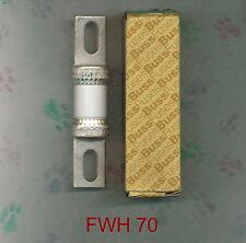 NEW BUSSMAN FWH70 FUSE FWH 70 AMP SEMICONDUCTOR  500 VOLT (NIB)