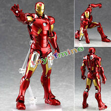 Die Avengers Marvel 217 Iron Man Markierung 7 PVC-Action-Figur-Sammlung No Box